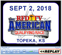 2018 American Qualifier Race, Topeka, KS - September 2, 2018