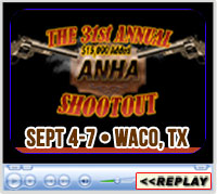 2020 ANHA Shootout, Extraco Events Center, Waco, TX - Sept 4-7, 2020