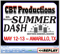 6th Annual Summer Dash, Amarillo National Center, Amarillo, TX - May 12-13, 2018