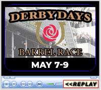 Derby Days Barrel Race, The Southeastern Livestock Pavilion in Ocala, FL, May 7-9, 2021
