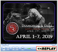 Diamonds and Dirt Barrel Horse Classic, Brazos County Expo Center, Bryan, TX - April 1-7, 2019