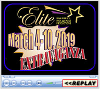 Elite Extravaganza, March 4-10, 2019, Extraco Events Center, Waco, TX