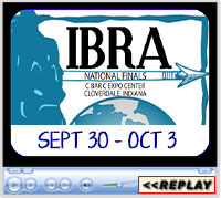 IBRA National Finals, C Bar C Expo Center, Cloverdale, IN (Sept 30 - Oct 3, 2020)