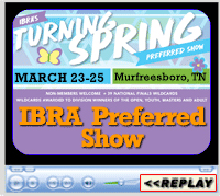 IBRA Preferred Turning Spring Show, TN Miller Coliseum, Murfreesboro, TN ~ March 23-25, 2018