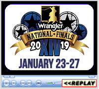 Wrangler NTRL National Finals, Jacksonville Equestrian Center, Jacksonville, FL ~ January 23-27, 2019
