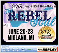 The Rebel Soule - On the Road with Dawn and Clea, Midland Fairgrounds, Midland, MI ~ June 20-23, 2019