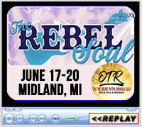 The Rebel Soul - On the Road with Dawn and Clea, Midland Fairgrounds, Midland, MI ~ June 18-20, 2021