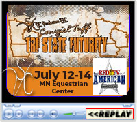 Tri-State Futurity, Minnesota Equestrian Center, Winona, MN - Jul 12-14, 2019