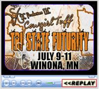 Tri-State Futurity, Minnesota Equestrian Center – Winona, MN, July 9-11, 2021