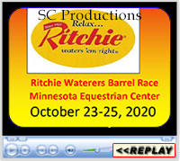 SC Productions One Out Of The Money Tour 2020 - Minnesota Equestrian Center, Winona, MN - October 23025, 2020