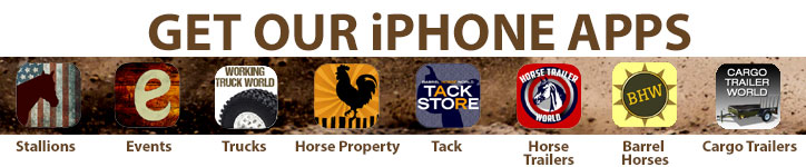 Get the Barrel Horse World Apps